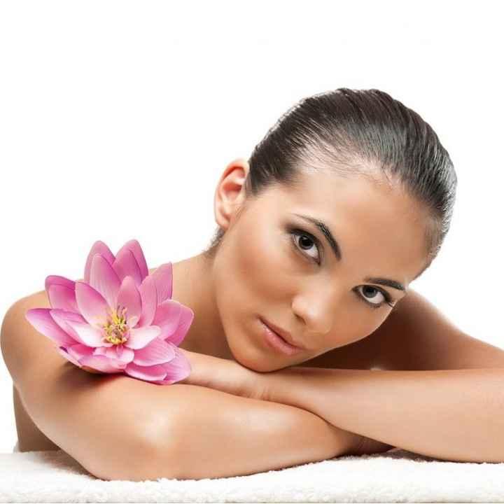 Подарочный сертификат на пилинг и массаж «Цветок лотоса»