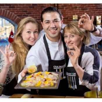 Подарочные сертификаты на обучение кулинарии