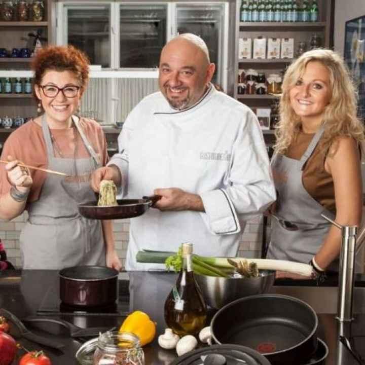 Кулинарный мастер-класс по итальянской кухне для 2-4 человек
