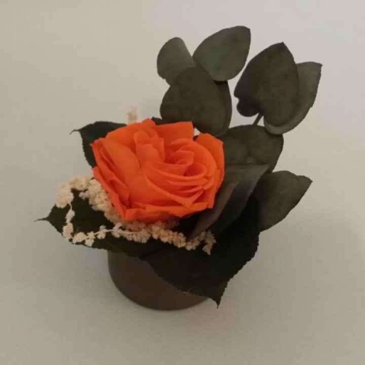 Стабилизированные цветы 2