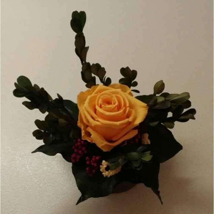 Стабилизированные цветы 7