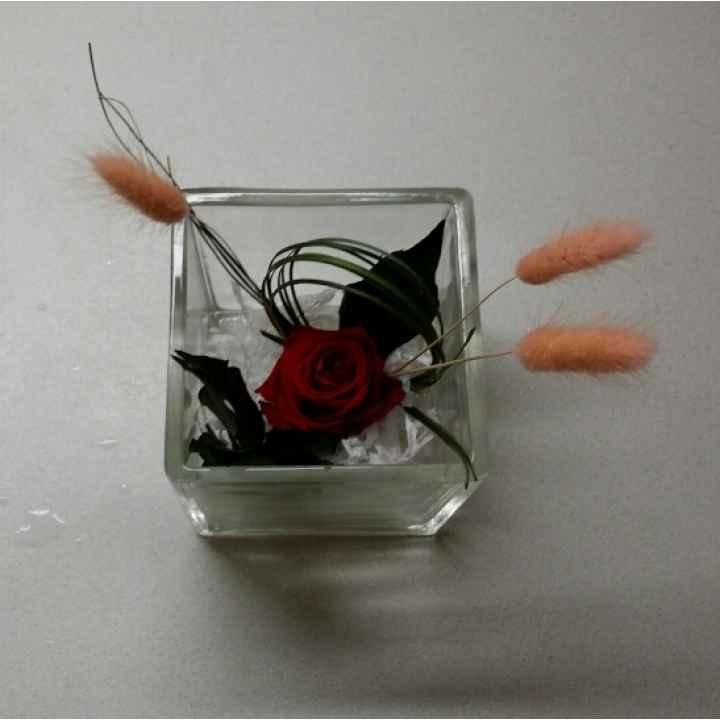 Стабилизированные цветы 24