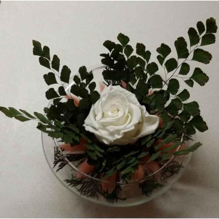 Стабилизированные цветы 12