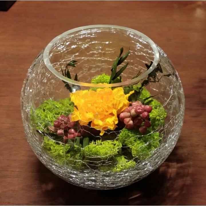 Стабилизированные цветы 18