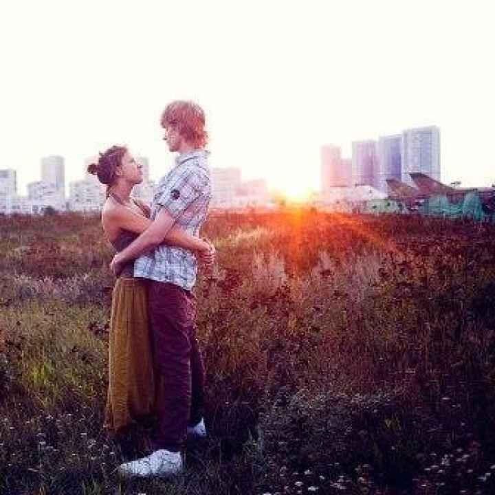 Фотосессия «История нашей любви»
