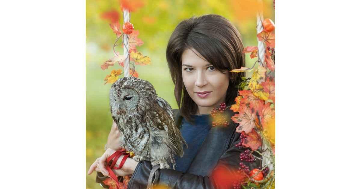 аренда совы для фотосессии москва кирпичный место, где