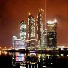 Экскурсия на автомобиле «Ночная Москва»