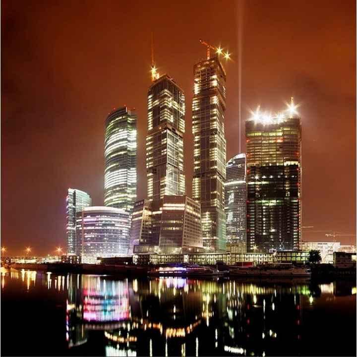 Подарочный сертификат «Ночная Москва»