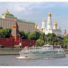 Экскурсия на теплоходе по Москве-реке