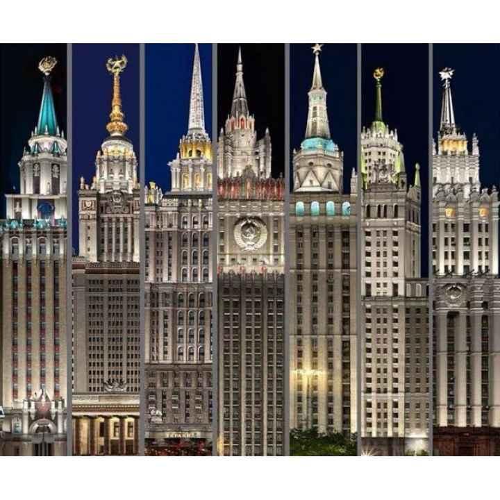 Экскурсия с индивидуальным гидом «Главные памятники Москвы»