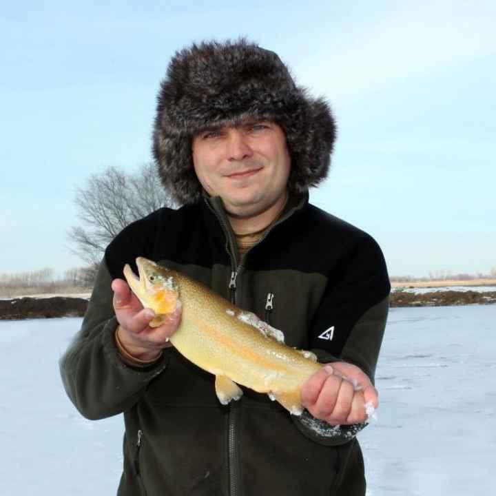 Подарочный сертификат «Зимняя подледная рыбалка с гарантией улова»