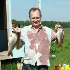 Рыбалка с гарантией улова летом (юг Подмосковья)