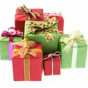 Подарочные сертификаты со списком оригинальных услуг на выбор