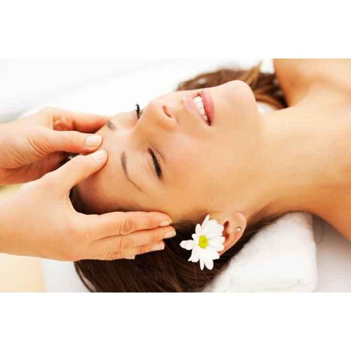 Тайский точечный массаж головы и лица