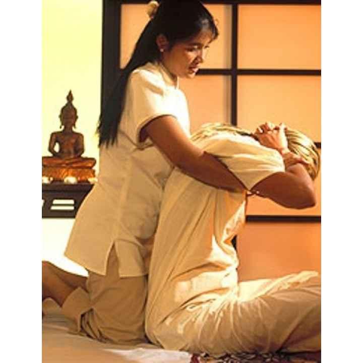 Тайский традиционный стрейч-массаж