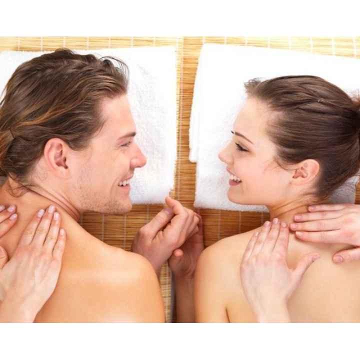 Купить подарочный сертификат на СПА-процедуру «Праздник для двоих»
