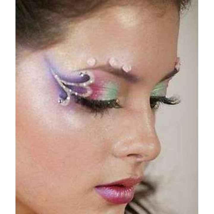 Праздничный вечерний макияж