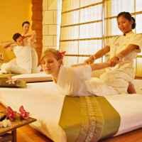 Тайский массаж для двоих