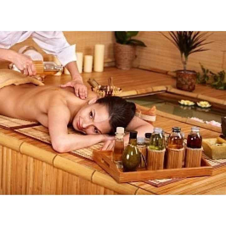 Подарочный сертификат на тайский массаж спины